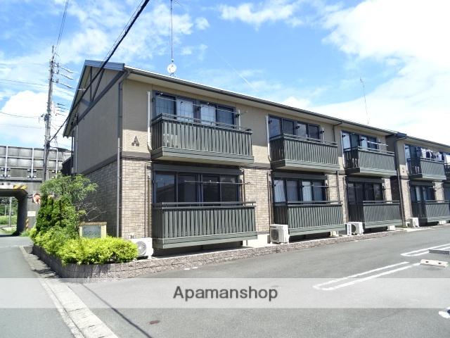 静岡県浜松市西区、浜松駅遠鉄バスバス30分柏原西下車後徒歩3分の築12年 2階建の賃貸アパート