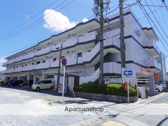 静岡県浜松市中区、浜松駅バス20分和地山上下車後徒歩1分の築43年 5階建の賃貸マンション
