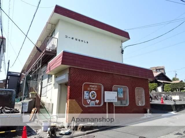 静岡県浜松市中区、浜松駅徒歩10分の築41年 2階建の賃貸アパート