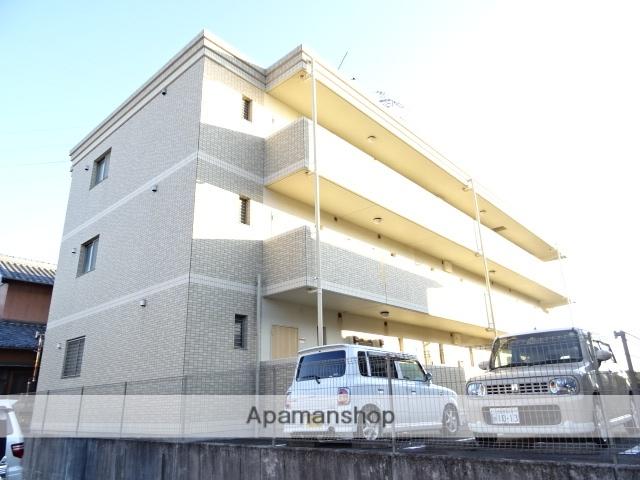 静岡県湖西市、鷲津駅徒歩15分の築7年 3階建の賃貸マンション