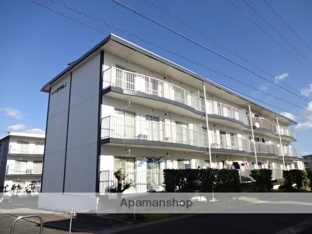 静岡県湖西市、アスモ前駅徒歩20分の築24年 3階建の賃貸マンション