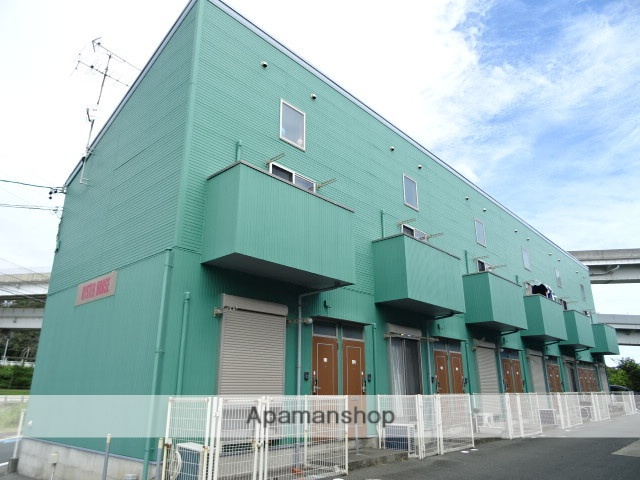 静岡県湖西市、新居町駅徒歩72分の築9年 2階建の賃貸アパート