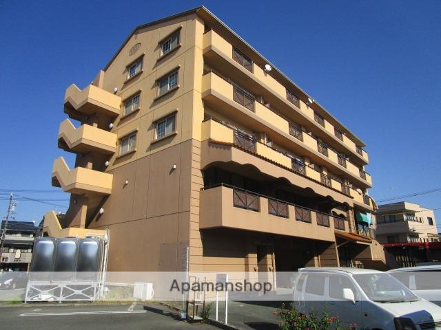 静岡県湖西市、鷲津駅徒歩4分の築20年 5階建の賃貸マンション