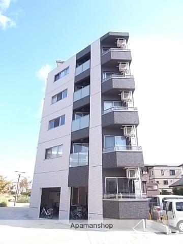 静岡県浜松市中区、浜松駅徒歩13分の築3年 5階建の賃貸マンション
