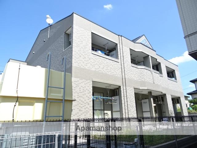 静岡県湖西市、新所原駅徒歩17分の築2年 2階建の賃貸アパート