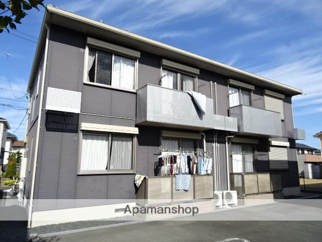 静岡県湖西市、鷲津駅徒歩25分の築11年 2階建の賃貸アパート