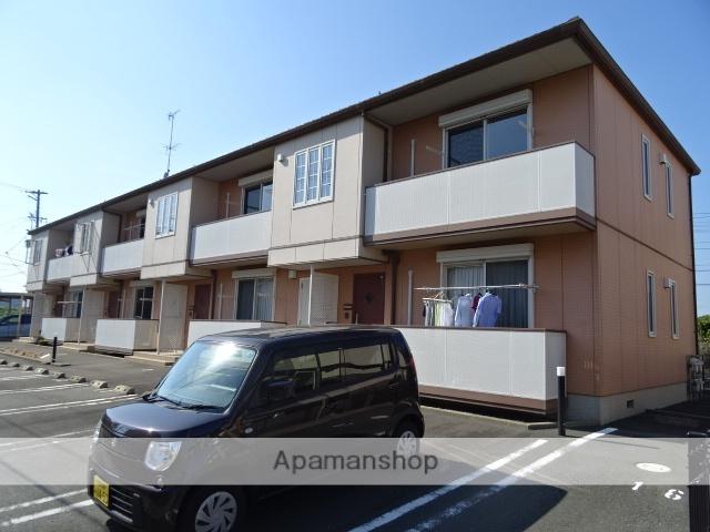 静岡県湖西市、鷲津駅徒歩28分の築10年 2階建の賃貸アパート
