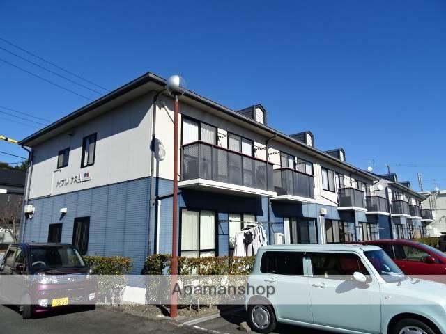 静岡県湖西市、鷲津駅徒歩15分の築22年 2階建の賃貸アパート