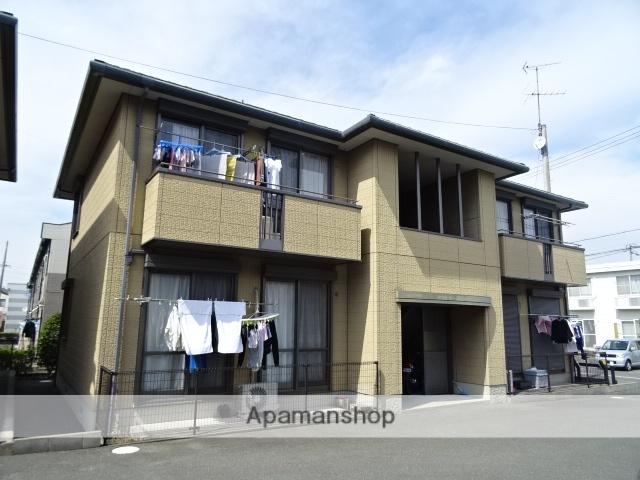 静岡県湖西市、鷲津駅徒歩24分の築17年 2階建の賃貸アパート