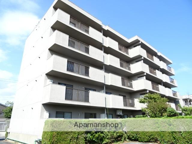静岡県湖西市、新居町駅徒歩51分の築34年 5階建の賃貸マンション