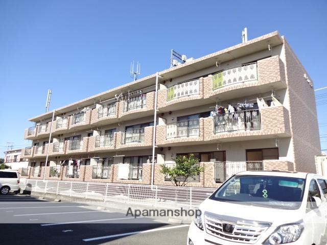 静岡県湖西市、弁天島駅徒歩45分の築19年 3階建の賃貸マンション