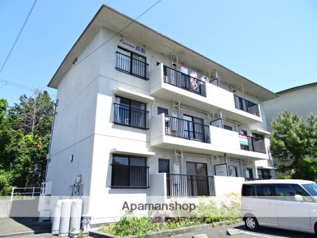 静岡県浜松市西区、気賀駅徒歩99分の築14年 3階建の賃貸マンション