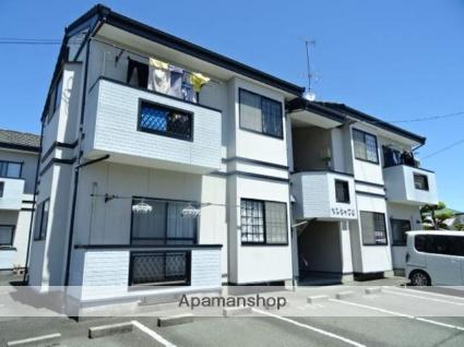 静岡県浜松市南区、天竜川駅徒歩34分の築21年 2階建の賃貸アパート