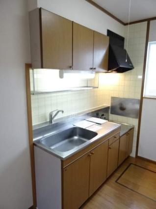 クレストール天伯台I[2LDK/53.51m2]のキッチン