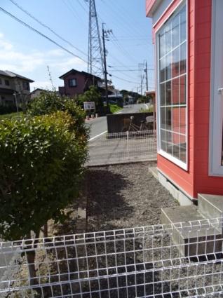 クレストール天伯台I[2LDK/53.51m2]の庭