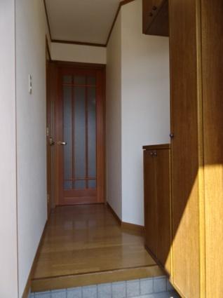 クレストール天伯台I[2LDK/53.51m2]の玄関