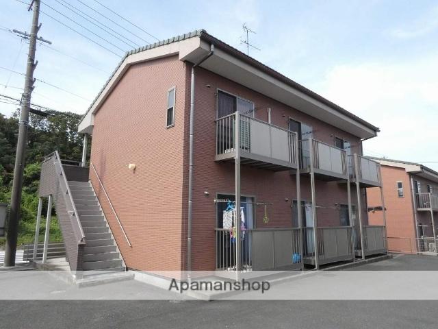 静岡県湖西市、新居町駅徒歩51分の築8年 2階建の賃貸アパート