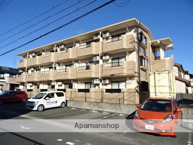 静岡県湖西市、鷲津駅徒歩17分の築14年 3階建の賃貸マンション