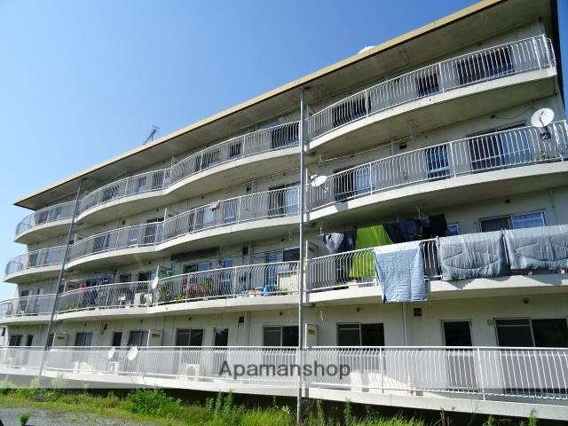 静岡県浜松市西区、岡地駅徒歩116分の築36年 4階建の賃貸マンション