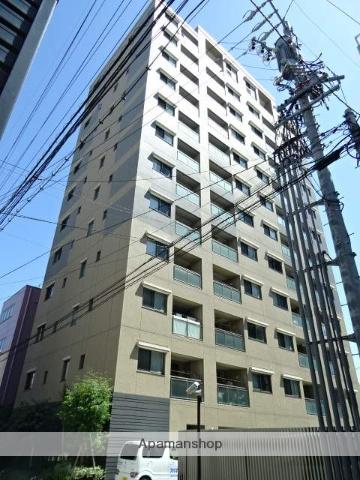 静岡県浜松市中区、浜松駅徒歩12分の築1年 13階建の賃貸マンション