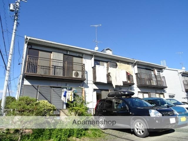 静岡県湖西市、新居町駅徒歩42分の築24年 2階建の賃貸アパート