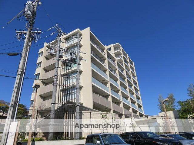 静岡県浜松市中区、浜松駅徒歩13分の築1年 10階建の賃貸マンション