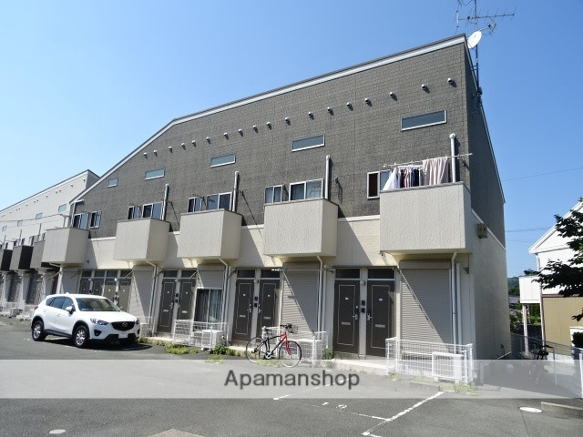 静岡県湖西市、二川駅徒歩62分の築7年 2階建の賃貸アパート