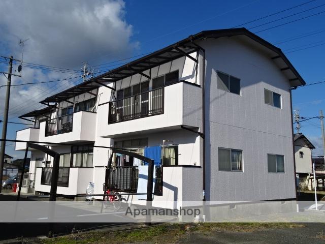 静岡県湖西市、弁天島駅徒歩61分の築26年 2階建の賃貸アパート