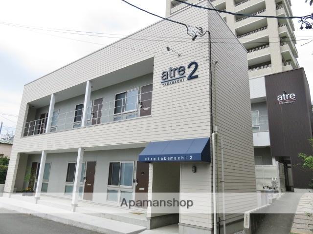 静岡県浜松市中区、浜松駅徒歩15分の築1年 2階建の賃貸アパート