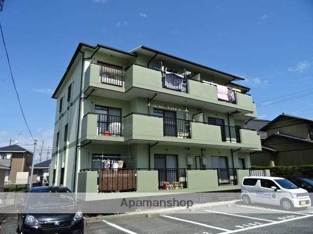 静岡県湖西市、新居町駅徒歩37分の築19年 3階建の賃貸マンション