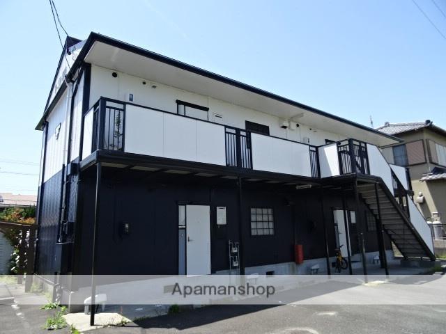 静岡県浜松市西区、舞阪駅徒歩37分の築21年 2階建の賃貸アパート