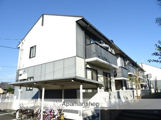 静岡県湖西市、アスモ前駅徒歩20分の築20年 2階建の賃貸アパート