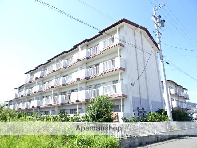 静岡県湖西市、鷲津駅徒歩75分の築30年 4階建の賃貸マンション