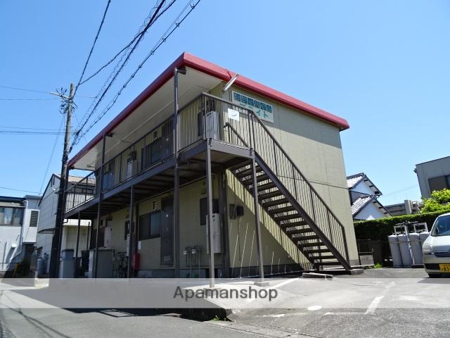 静岡県浜松市南区、天竜川駅徒歩22分の築31年 2階建の賃貸アパート