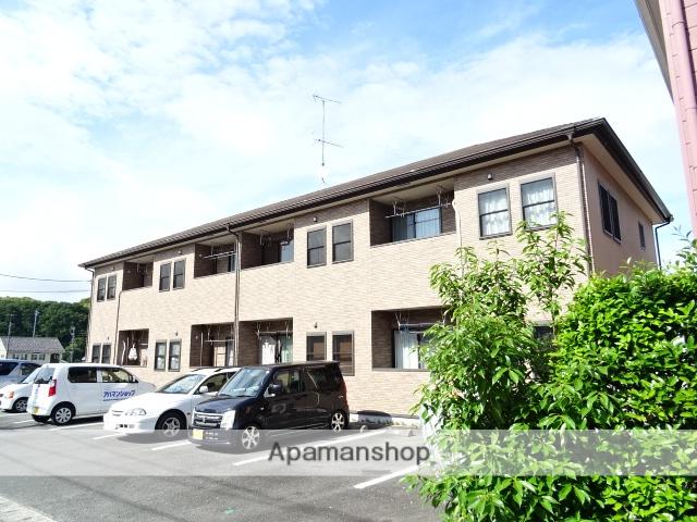 静岡県湖西市、鷲津駅徒歩49分の築10年 2階建の賃貸アパート