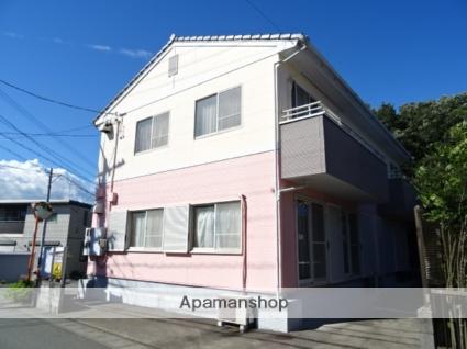 静岡県湖西市、アスモ前駅徒歩9分の築15年 2階建の賃貸アパート