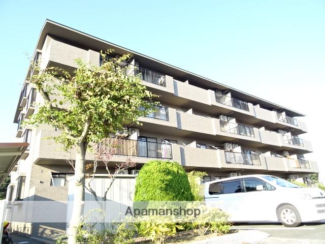 静岡県湖西市、新居町駅徒歩45分の築20年 4階建の賃貸マンション