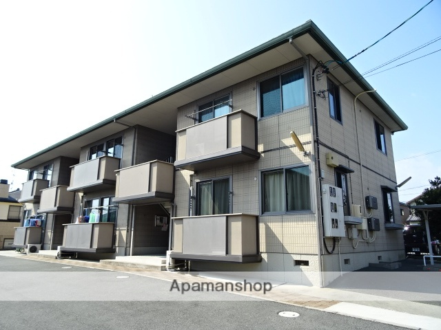 静岡県湖西市、アスモ前駅徒歩18分の築13年 2階建の賃貸アパート