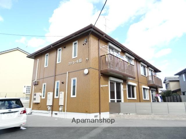 静岡県湖西市、アスモ前駅徒歩19分の築13年 2階建の賃貸アパート