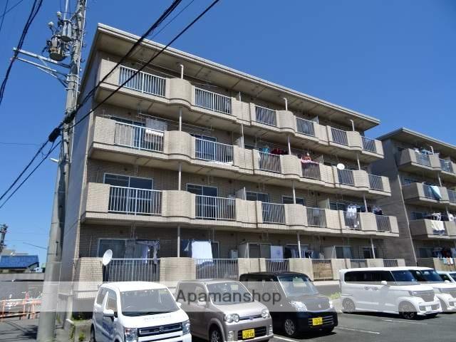 静岡県湖西市、弁天島駅徒歩59分の築22年 4階建の賃貸マンション