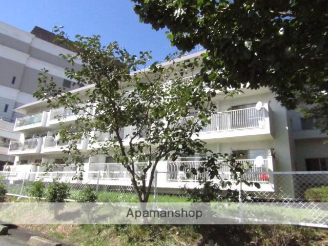 静岡県浜松市中区、浜松駅バス25分上島西下車後徒歩2分の築39年 3階建の賃貸マンション
