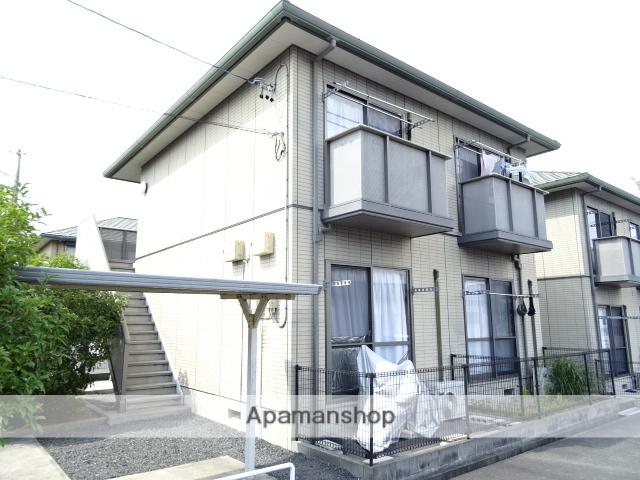 静岡県湖西市、鷲津駅徒歩24分の築15年 2階建の賃貸アパート