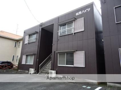 静岡県湖西市、アスモ前駅徒歩16分の築26年 2階建の賃貸アパート