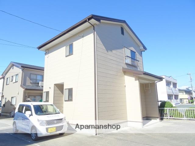 静岡県浜松市南区の築16年 2階建の賃貸アパート