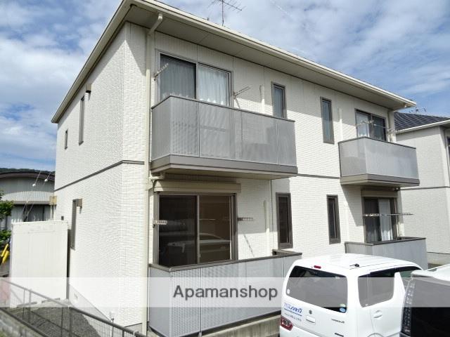 静岡県湖西市、新所原駅徒歩20分の築7年 2階建の賃貸アパート