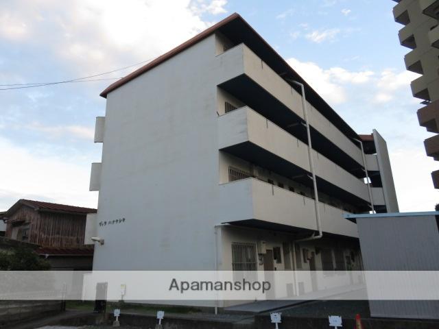 静岡県浜松市中区、浜松駅徒歩11分の築38年 4階建の賃貸マンション