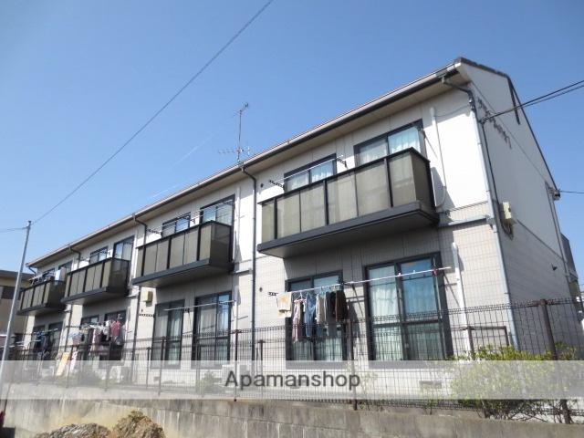 静岡県浜松市中区、浜松駅遠鉄バスバス15分和合町下車後徒歩2分の築20年 2階建の賃貸アパート