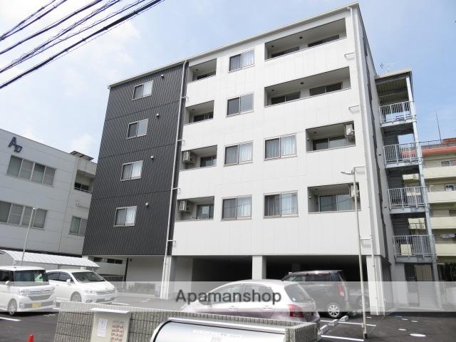 静岡県浜松市中区、浜松駅徒歩11分の新築 5階建の賃貸マンション