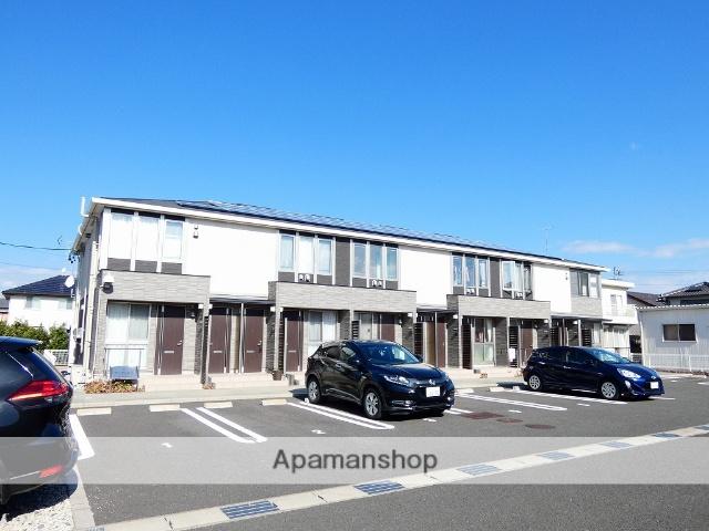 静岡県湖西市、弁天島駅徒歩46分の新築 2階建の賃貸アパート