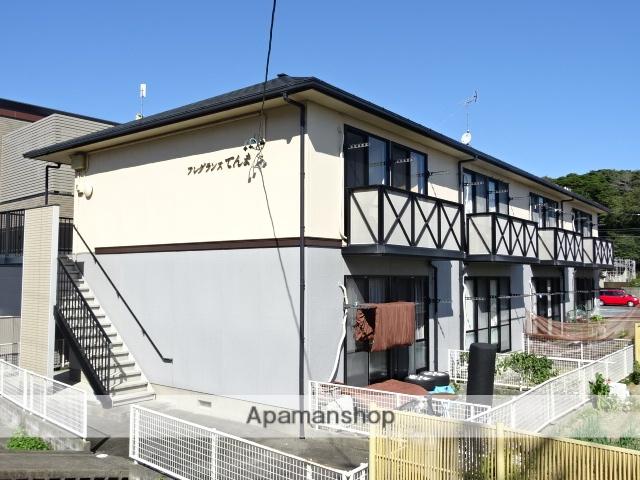 静岡県湖西市、新所原駅徒歩56分の築18年 2階建の賃貸アパート